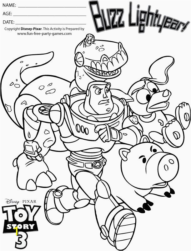 toy story coloring pages unique buzz lightyear coloring pages lovely pin od coloring fun na toy