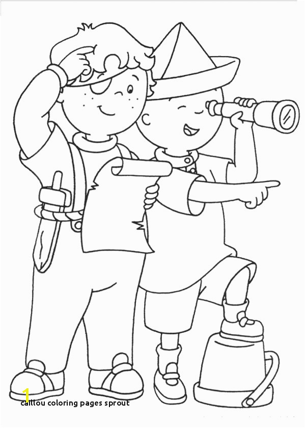 Caillou Coloring Pages Sprout Luxury Funny Thanksgiving Coloring Pages Elegant Fall Coloring Pages
