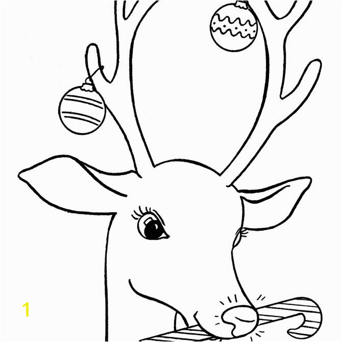 Christmas Coloring Pages at Coloring Page