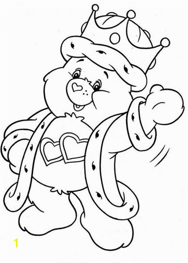 Care Bear Coloring Pages Best s 0d E41b E2c04fa Concept Bear Coloring Page
