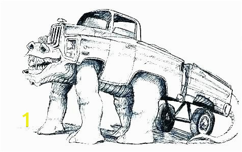 Cartoon Fire Truck Coloring Page Fire Truck Coloring Sheets Printable Truck Coloring Pages Monster