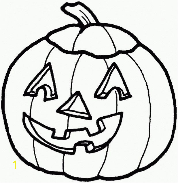 Blank Pumpkin Coloring Pages Fresh Blank Pumpkin Coloring Pages Luxury Halloween Pumpkin Coloring Page Blank