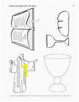 Chalice Host Colouring Pages Page The Good Shepherd Printable Coloring Pages Atrium Colouring