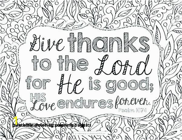 Printable Christian Coloring Pages Free Bible Coloring Pages for Adults Free Bible Coloring Pages