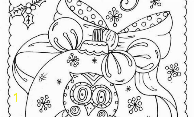 Christmas Card Coloring Pages Printable Cds 0d – Fun Time – Free Coloring Sheets