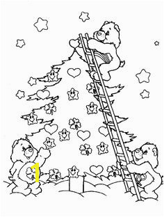 Care Bears 999 Coloring Pages