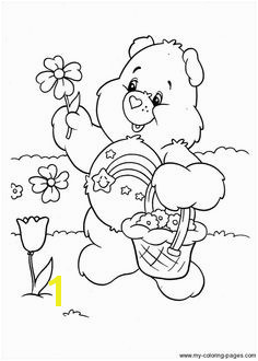 Care Bears Coloring 079 Bear Coloring Pages Coloring Pages For Girls Disney Coloring