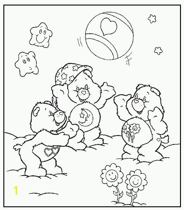 care bear coloring pages Google Search christmas