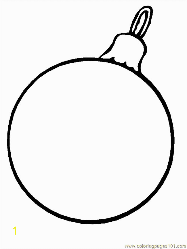 Big Christmas Tree Coloring Pages Printable Christmas ornament Coloring Pages Big Christmas Tree Coloring Pages Printable