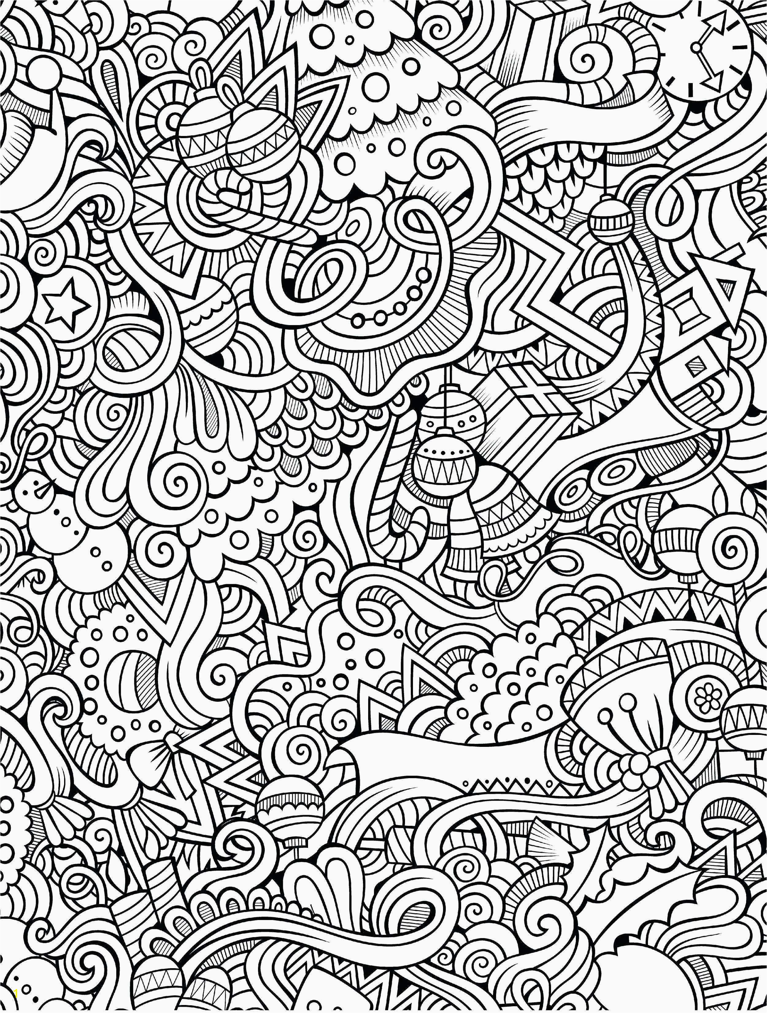 0d B4 2c Free Printable Coloring Sheet Inspirational Coloring Pages for Adults Abstract Christmas Coloring Page