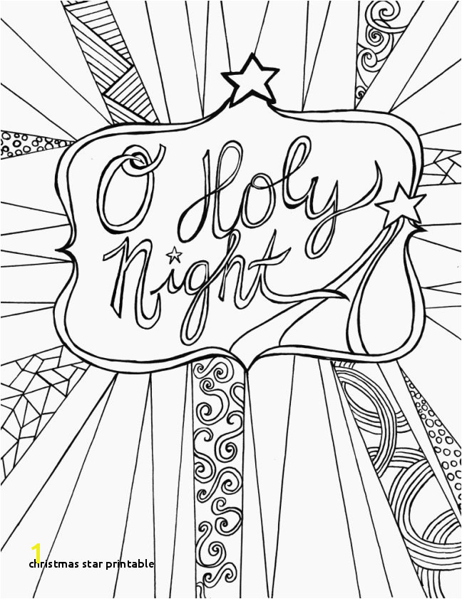 Christmas Star Printable Awesome Free Kids Coloring Pages Fresh Cool Printable Cds 0d Fun