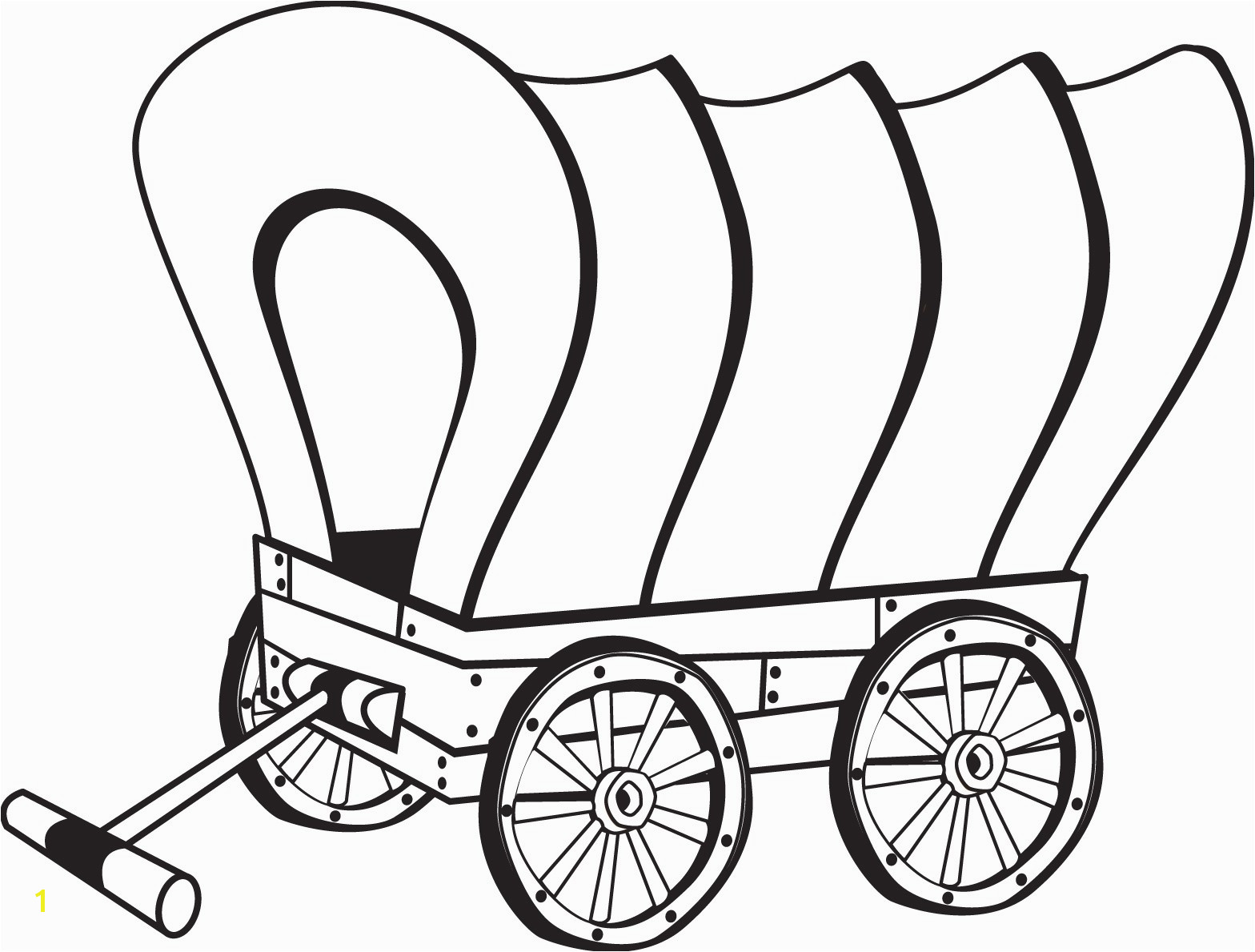 Chuck Wagon Coloring Page Awesome Awesome Covered Wagon Coloring Sheet Collection Chuck Wagon Coloring Page