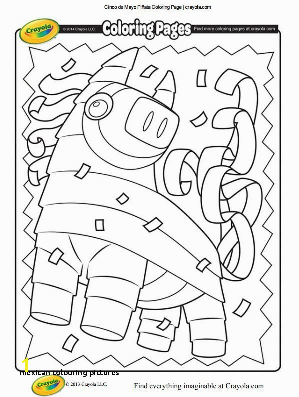 Mexican Colouring 167 Cinco De Mayo Coloring Pages that are Free to Print