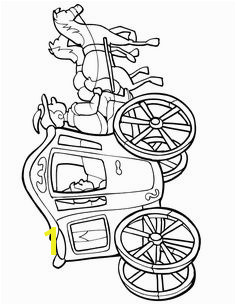 PRINCESS COLORING PAGES PRINCESS CARRIAGE TO COLOR Princess Favors Princess Theme Party Princess