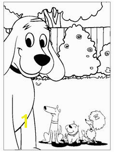 Clifford coloring pages Dog Coloring Page Disney Coloring Pages Coloring Books Happy Birthday