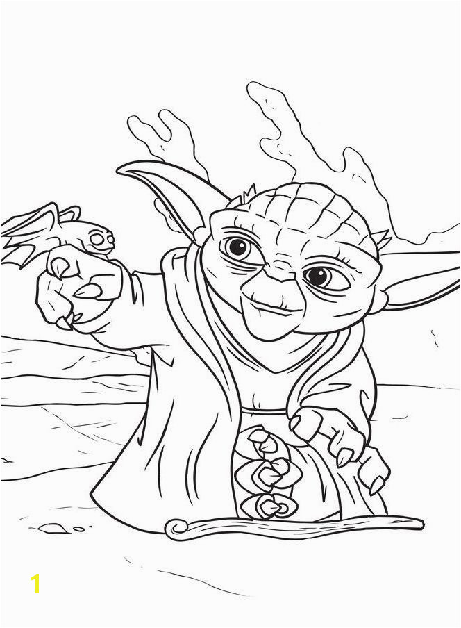 25 Star Wars Coloring Sheets Your Toddler Will Love To Do