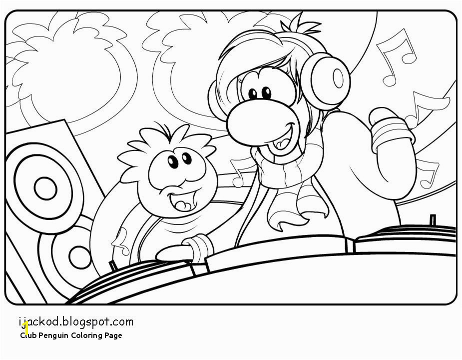 Club Penguin Coloring Pages Puffles Print Club Penguin Coloring Pages Puffles Print Awesome Best Club Penguin