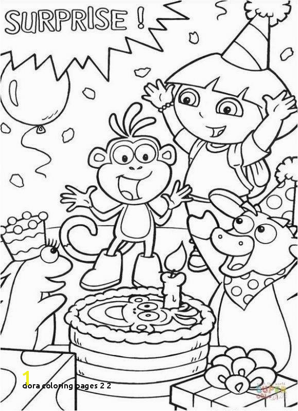 Dora Coloring Pages 2 2 Coloring Pages Dora New Home Coloring Pages Best Color Sheet 0d