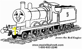 thomas and friends coloring pages James Google Search