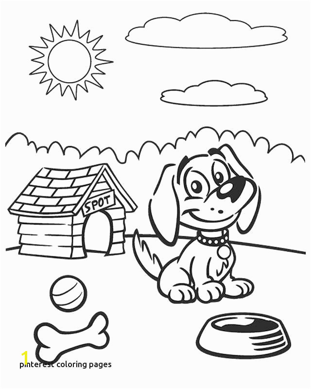 Easy to Draw Coloring Pages New Coloring Printables 0d – Fun Time