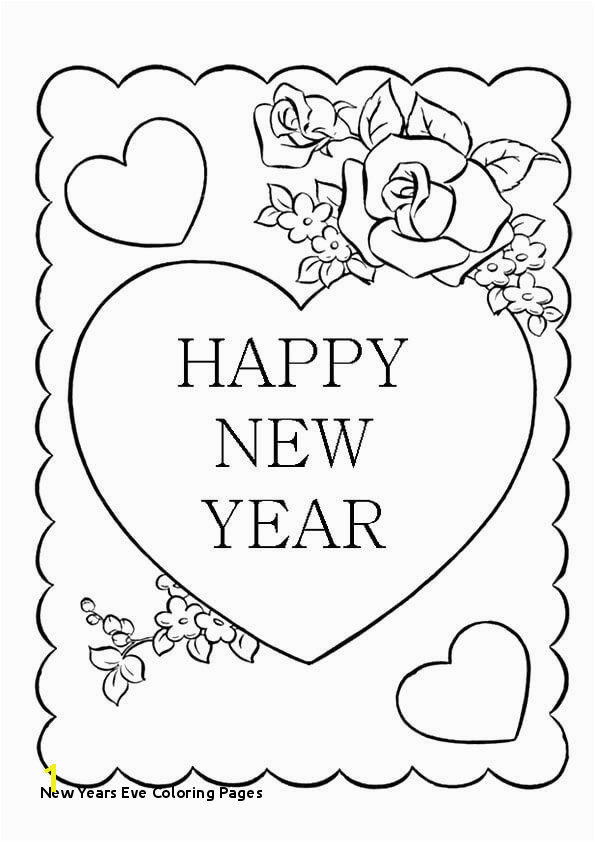 New Years Eve Coloring Pages Coloring Pages for New Years 2015 Luxury Cool Coloring Page Unique