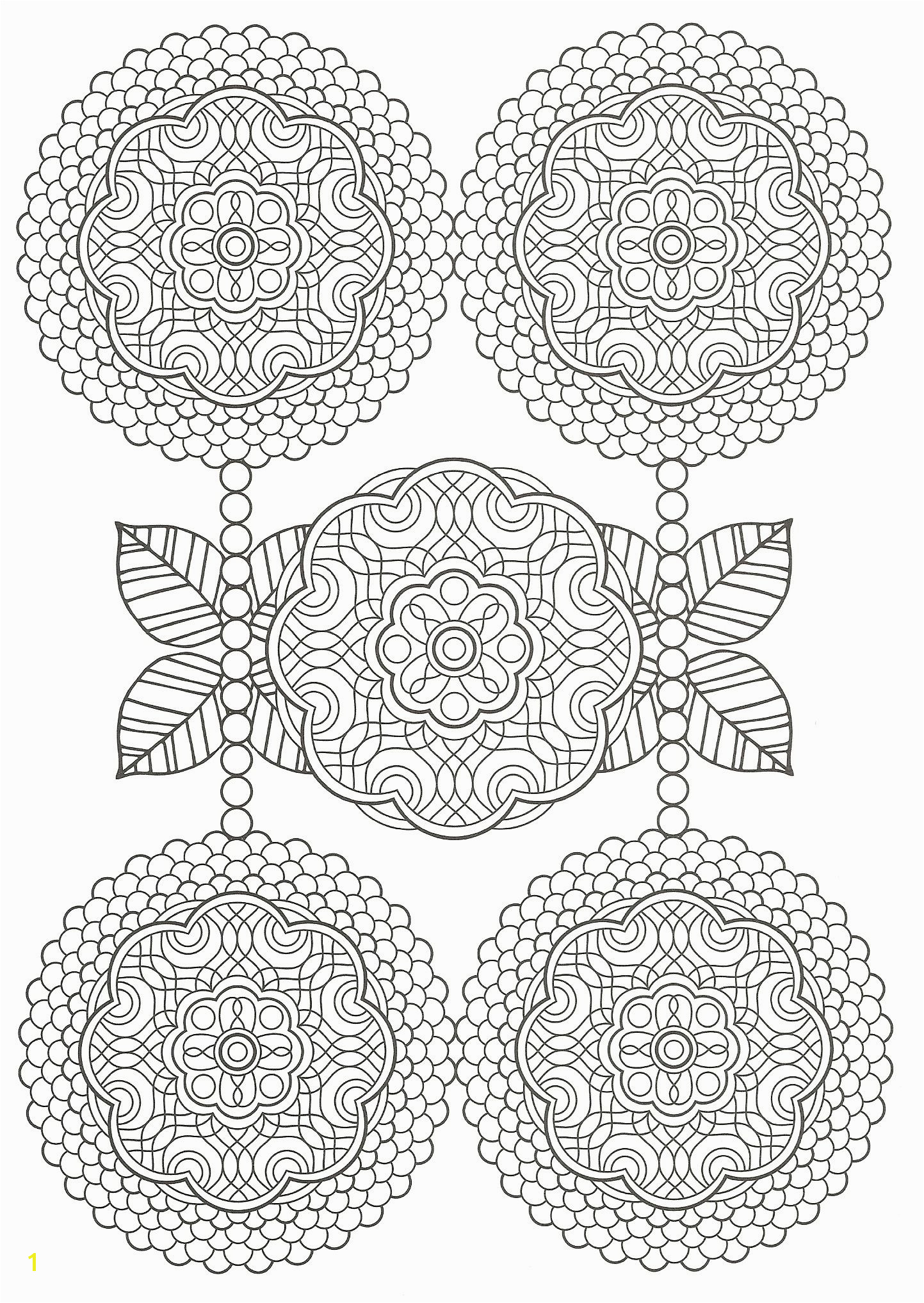 Printed Pages Mandala Coloring Sharpies Coloring Book Pages Precious Moments Page