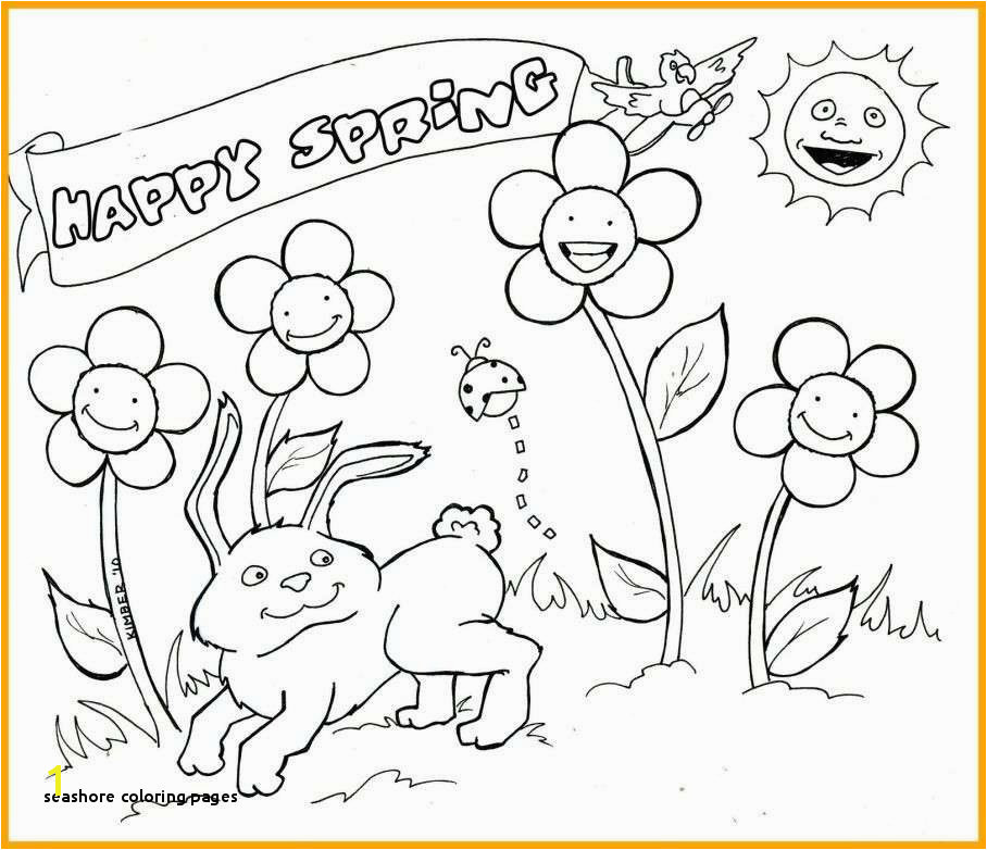 Seashore Coloring Pages Beach Coloring Pages Lovely Printable Cds 0d – Fun Time Summer