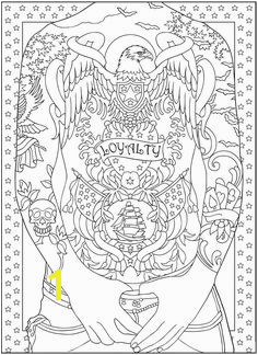 Body Art Tattoo Designs Coloring Book Dover Publications Cool Coloring Pages Printable Coloring Pages