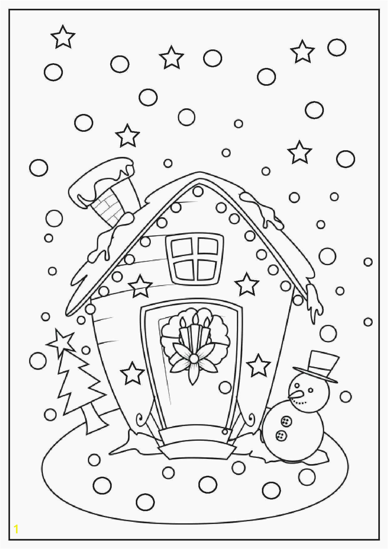 Gingerbread Coloring Pages Luxury Gingerbread House Coloring Pages Free Christmas Coloring Pages Gingerbread Coloring Pages