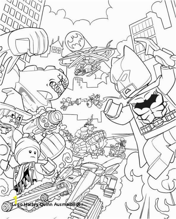Coloring Pages Kids N Fun Lego Harley Quinn Ausmalbilder Malvorlagen Joker Süß Kids N Fun
