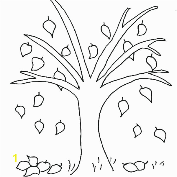 Easy to Draw Fall Leaves Big Leaf Coloring Pages Vines and Leaves Drawing at Getdrawings