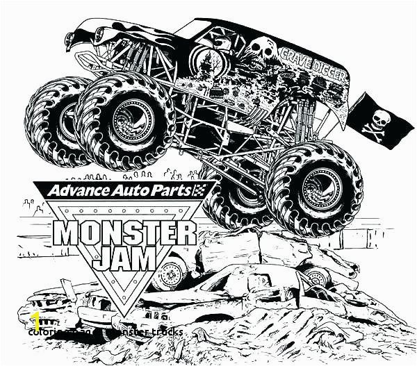 Grave Coloring Pages Monster Trucks Zombie Monster Truck Colouring Pages Monster Jam Coloring Pages