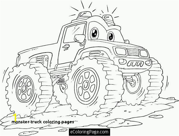 Monster Truck Coloring Pages 20 Fresh Grave Digger Coloring Pages