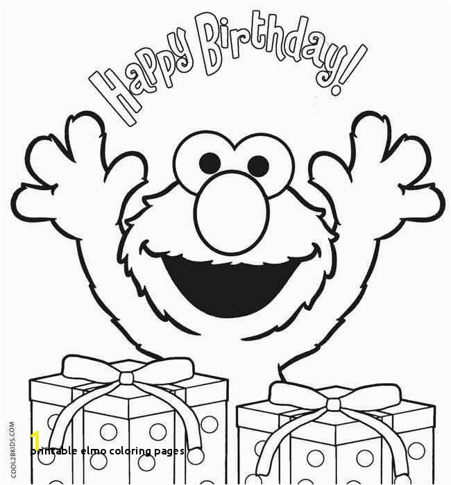Inspirational Printable Coloring Book Best Elmo Coloring 0d Great