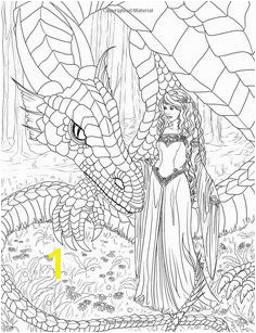 Artist Selina Fenech Fantasy Myth Mythical Mystical Legend Elf Elves Dragon Dragons Fairy Fae Wings Fairies · Coloring Pages