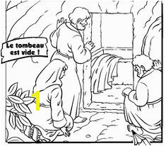 easter day empty tomb jesus resurrection pictures coloring pages Sunday School Coloring Pages Bible Coloring