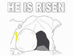 Coloring Pages Of Jesus Empty tomb 84 Best the Cross and the Empty tomb Images On Pinterest
