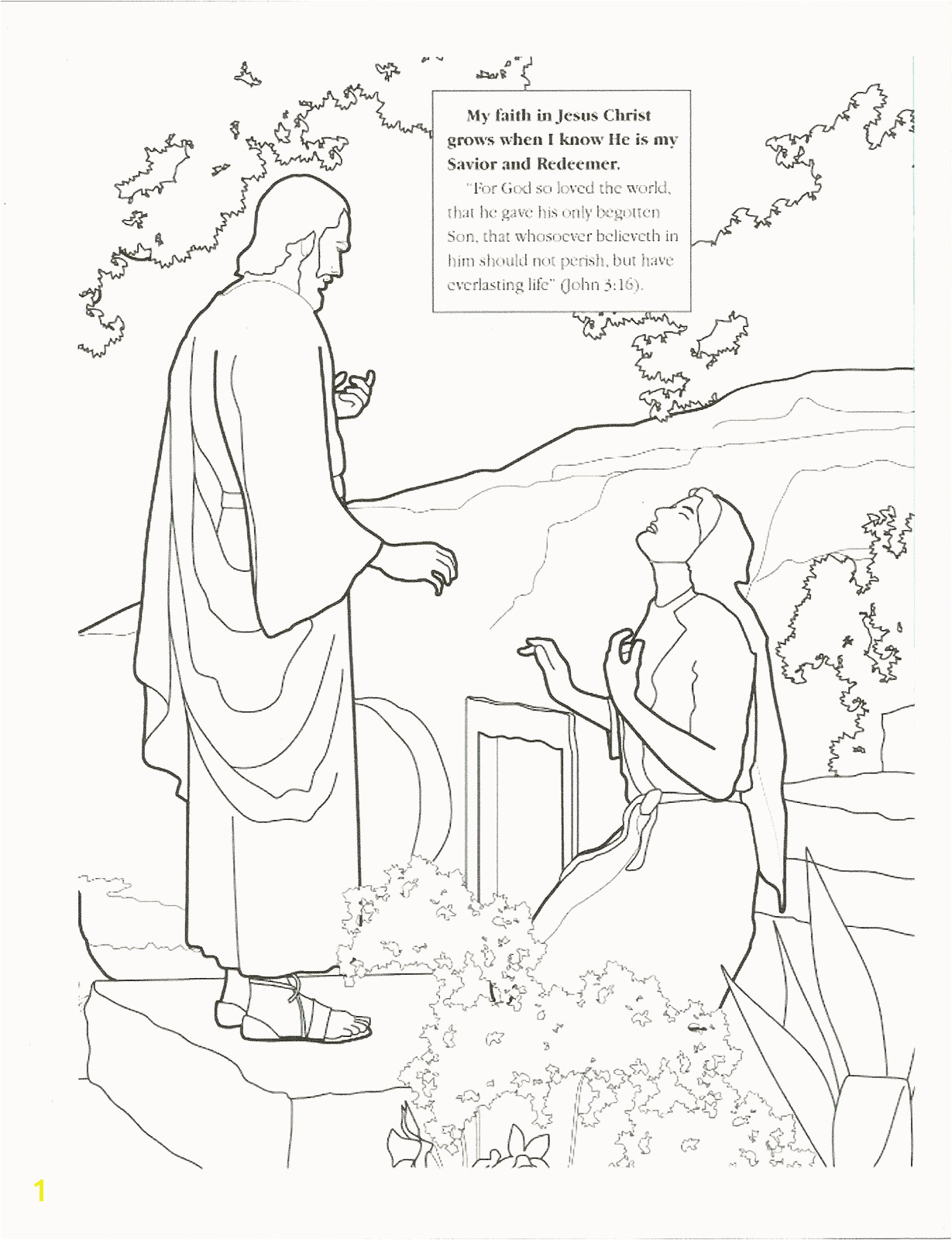 Coloring Pages Jesus Empty tomb 30 Beautiful Jesus Rose From the Dead Coloring Page