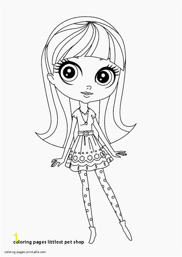 Coloring Pages Littlest Pet Shop New Free Coloring Pages Littlest Pet Shop New Pin Od Magda