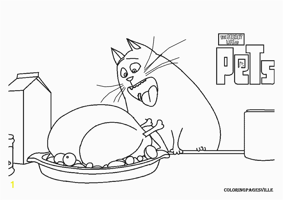 secret life of pets coloring pages Pets Coloring Page Costumepartyrun My Littlest Pet Shop Coloring