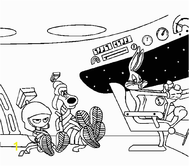 coloring pages of martians