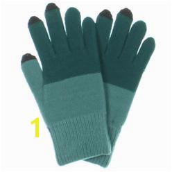 Verloop Colorblock Touch Screen Winter Gloves