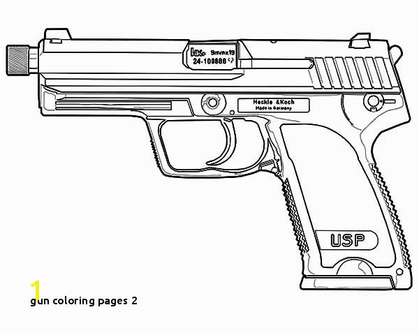 Gun Coloring Pages 2 Nerf Gun Coloring Page Free Printable Coloring Pages Az Printable