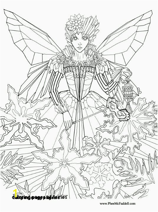 Fairy Coloring Pages Coloring Pages Fairies I Pinimg originals 0d 22 7c