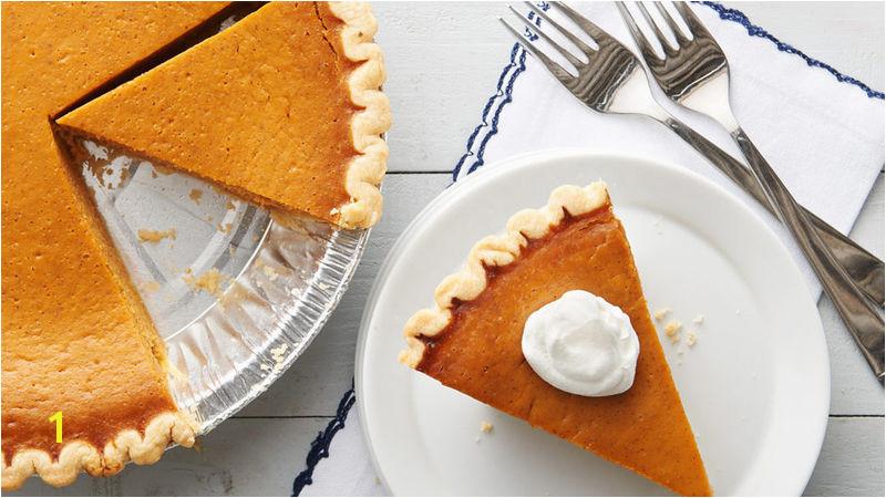 Easiest Ever Pumpkin Pie
