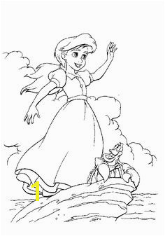 The little mermaid coloring pages Google s¸gning