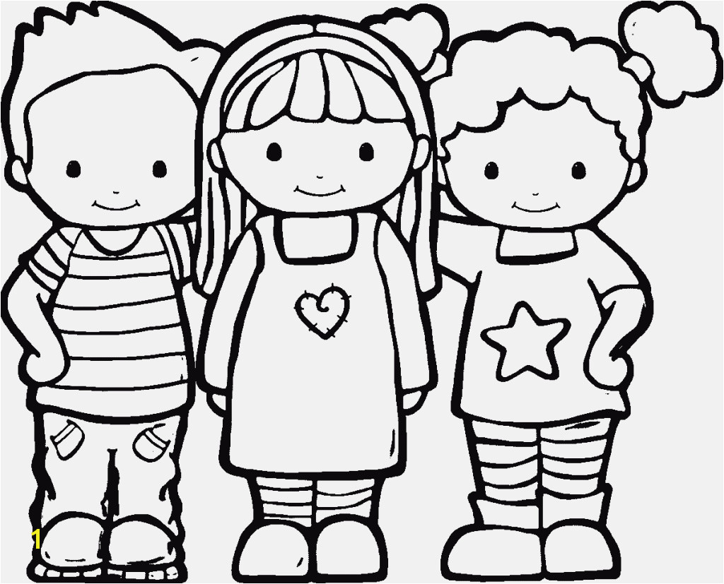 Friendship Coloring Pages Elegant Best Coloring Pages for Girls Lovely Printable Cds 0d Fun Friendship