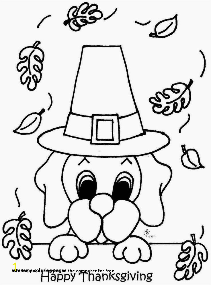 26 Coloring Pages to Color the puter for Free
