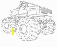 Monster Truck Coloring Book Pages for when Parker finally learns that coloring is fun