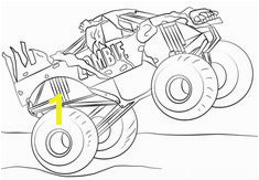 Colouring Pages Monster Truck Free Monster Truck Coloring Page Coloring Pages